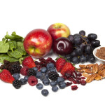 White-Table-Top-Covered-In-Berries-Fruit-Nuts-And-Other-Antioxidants