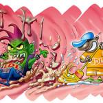 Холестерин. Атеросклероз. Холестериновая и гомоцистеиновая теория