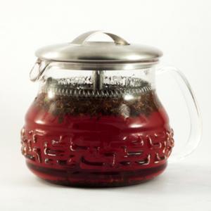 травяной и ягодный чай