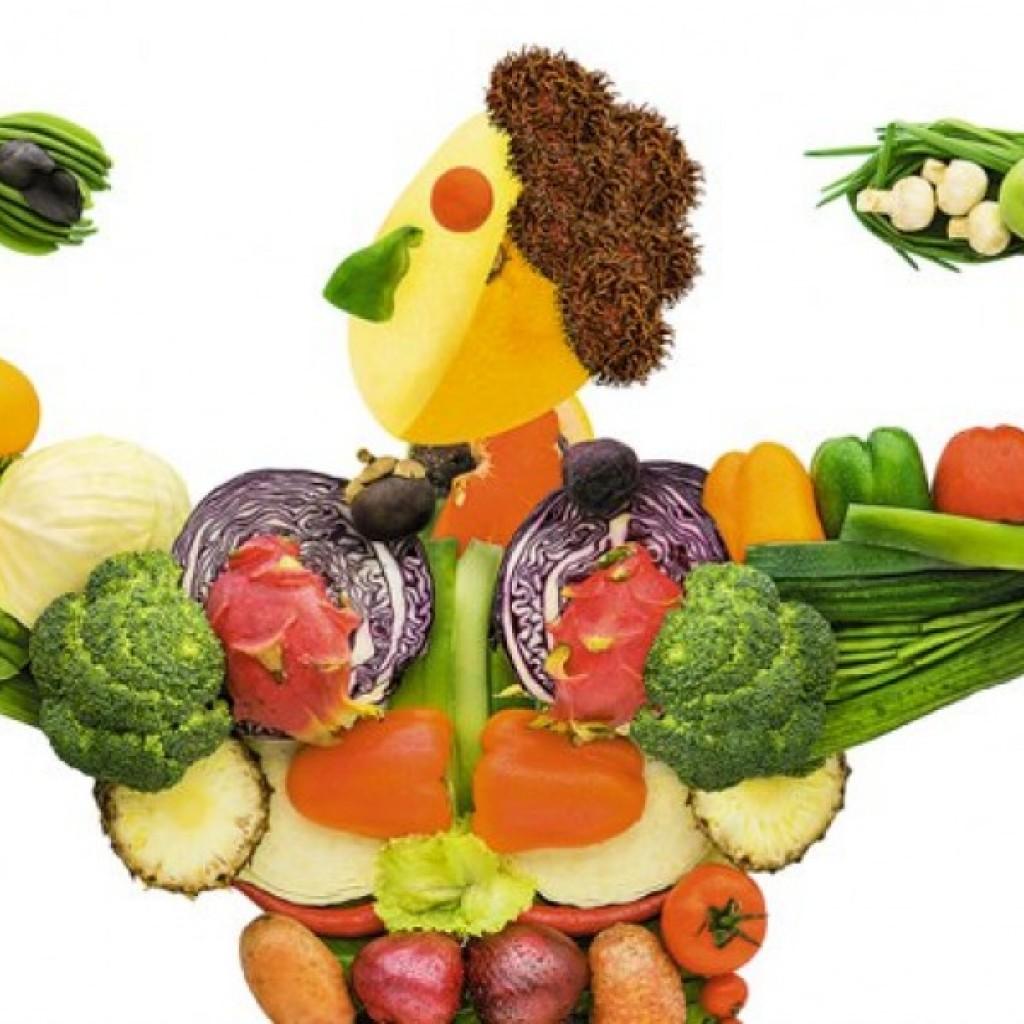 сила витаминов