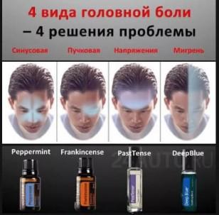 головная боль разные виды